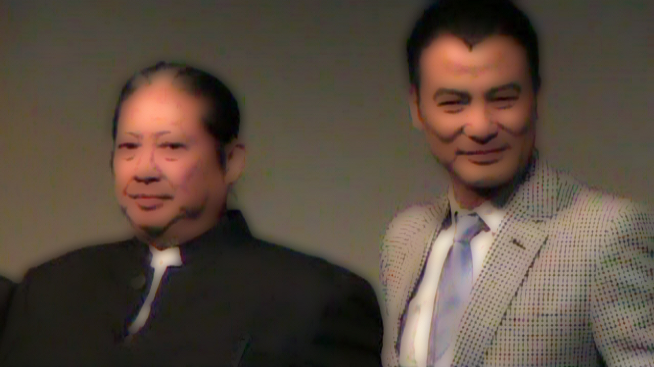 Honoree Sammo Hung & Simion Yam - Star Asian Awards